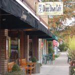 3 doors down cafe outdoor dining