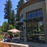 Ava Roasteria Lake Oswego outdoor dining
