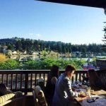 FiveSpice Lake Oswego outdoor dining
