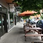 Life of Pie Pizza Portland Restaurant outdoor dining