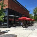 Noodles and Company Lake Oswego outdoor dining
