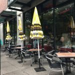 Piazza Italia Portland Restaurant outdoor dining