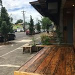 Podnah's Pit Barbecue Outdoor Dining
