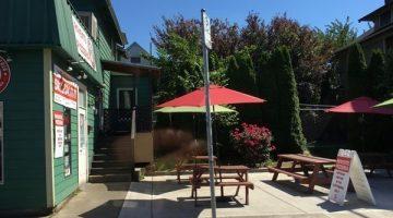Rovente Pizzeria Portland SE Hawthorne outdoor dining