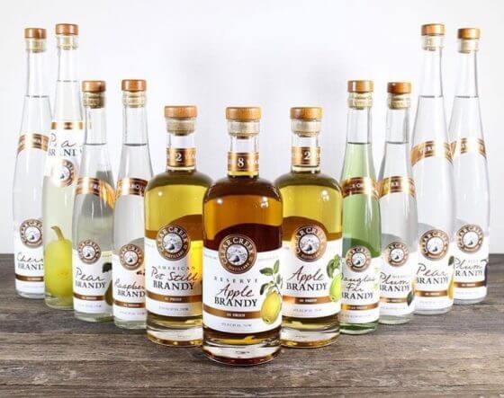 Clear Creek liquors