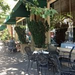Jake's Grill Portland outdoor dining