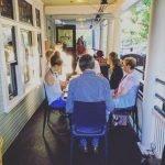Paley's Place Restaurant Portland Veranda