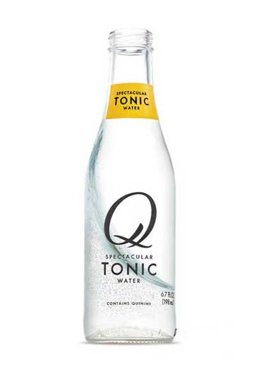 Q Spectacular Tonic Water Bottle