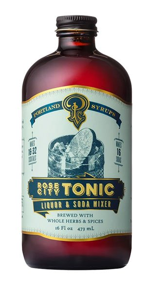 Rose City Tonic Water review