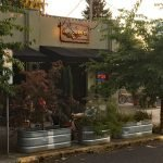 Cabezon Portland outdoor dining