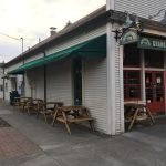 Grand Central Bakery Sellwood outdoor dining
