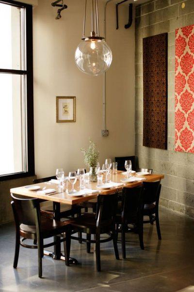 Aviary Restaurant Portland