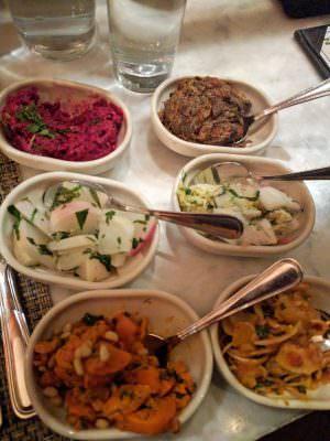 Salatim at Zahav