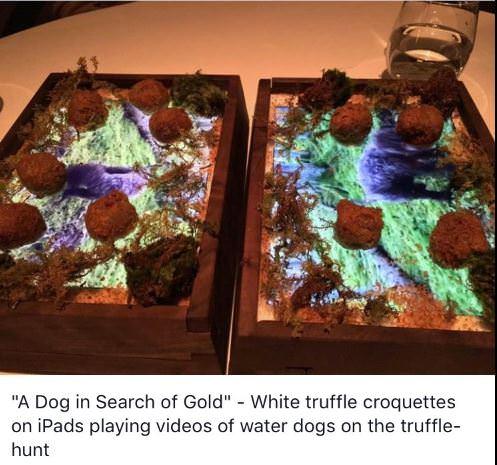 iPads at Quince San Francisco