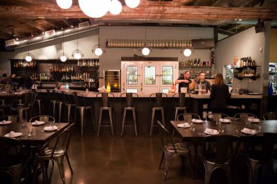 Ataula Restaurant Portland interior
