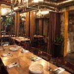 Lechon Restaurant Portland interior