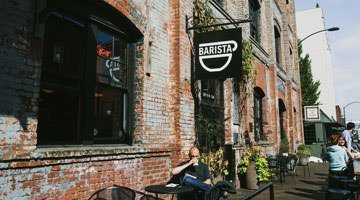 Barista Coffee Pearl District Portland