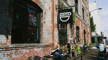 Barista Coffee Pearl District Portland