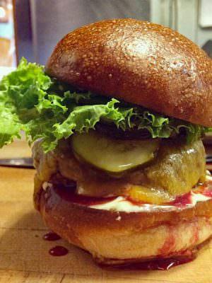 Grain & Gristle Burger