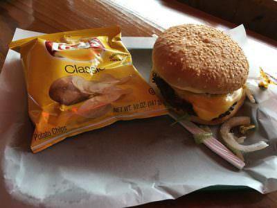 Burger - Helvetia Tavern Hillsboro