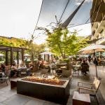 Nel Centro Restaurant outdoor dining Portland