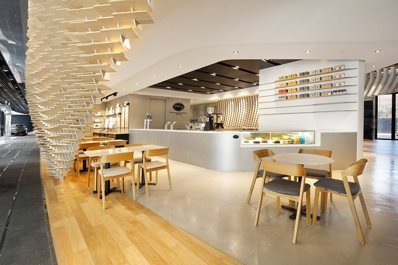 Smith Teamaker Cafe in Seoul