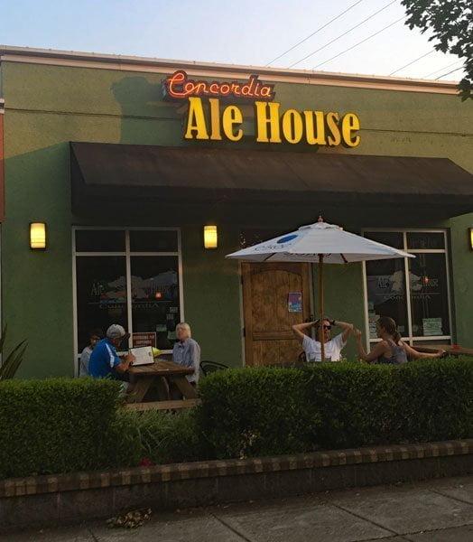 Concordia Ale House Portland