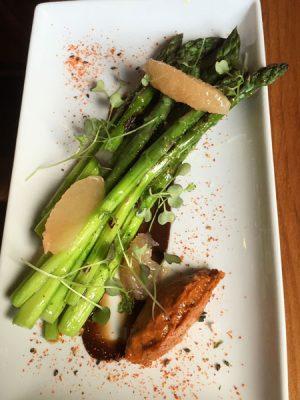 MEC Portland Asparagus