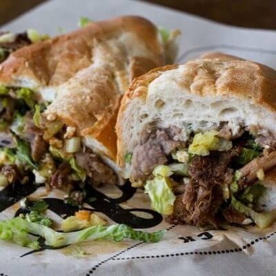 Lardo Sandwiches