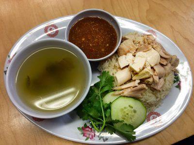 Nong's Khao Mon Gai Restaurant Portland