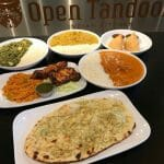 Open Tandoor Restaurant Portland food