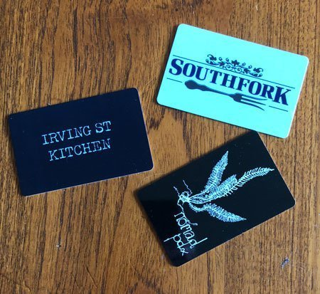 Portland Dining Month Gift Cards