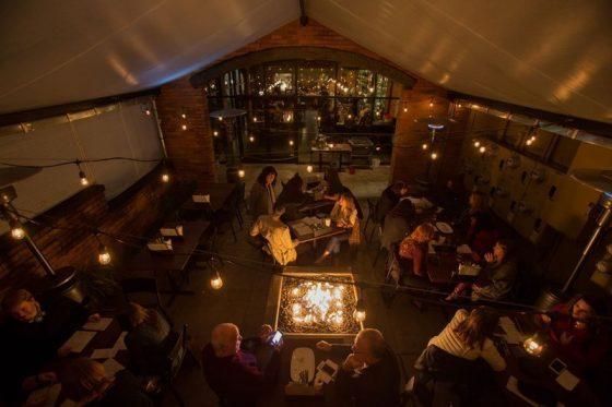 Bar Casa Vale Portland outdoor dining