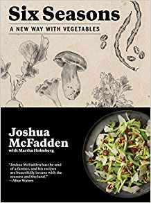 Book Six Seasons: A New Way with Vegetables