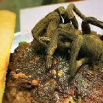 Presenting the Tarantula Burger and More!
