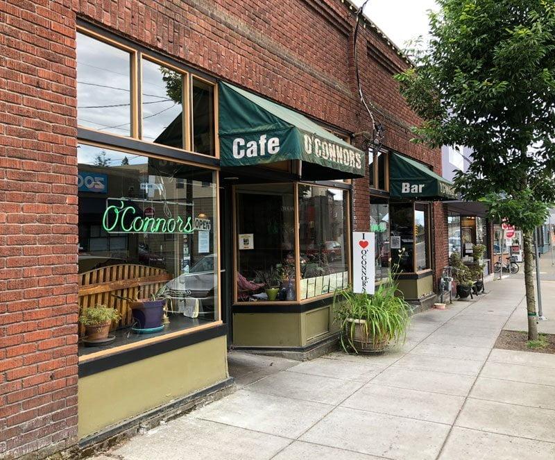 O'Connors Restaurant Portland