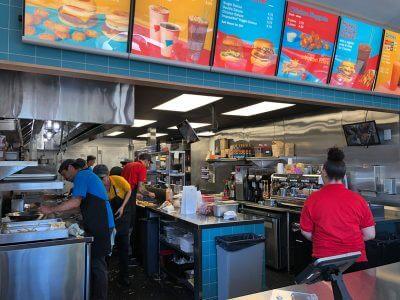 SuperDeluxe Burger Portland