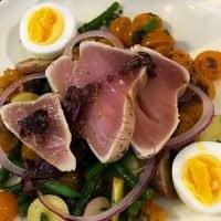 Bistro Agnes Portland Salade Nicoise