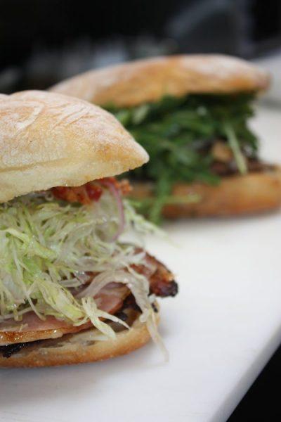 Tails & Trotters Portland Mortimer Sandwich