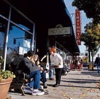Milos Restaurant Portland