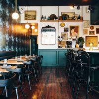 Dame Restaurant Portland dining room