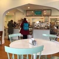 ecadent Creations Bakery interior
