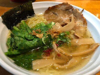 Shoyu Ramen Kizuki Restaurant Portland