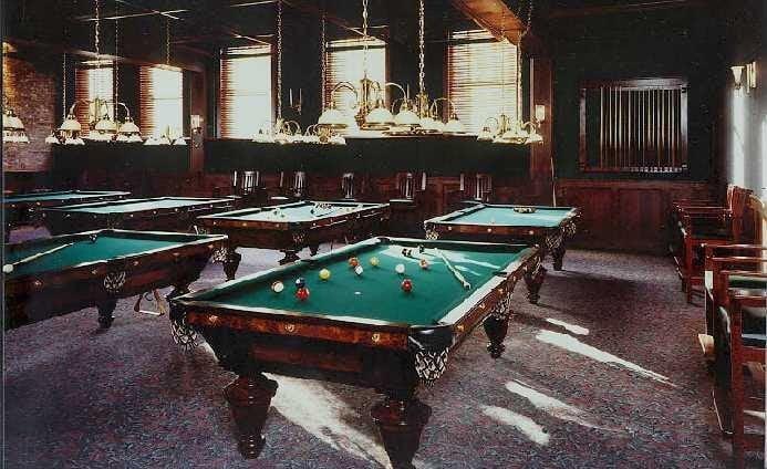 Uptown Billiards Portland Closing