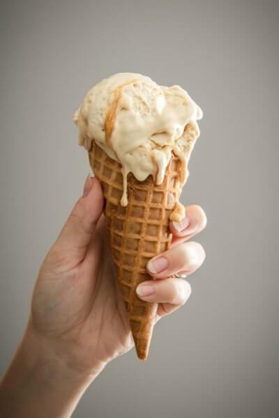 Ice Cream Cone - Public Domain