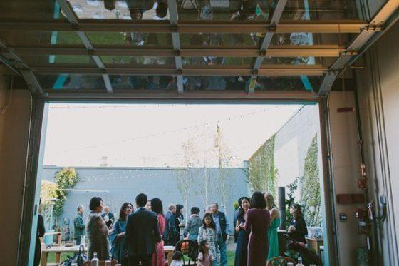 Han Oak Restaurant outdoor dining
