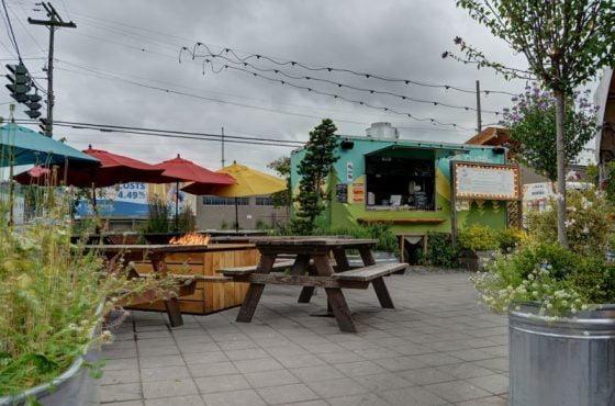 cartopia portland cart pod outdoor dining