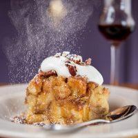 Acadia Restaurant Portland Dessert