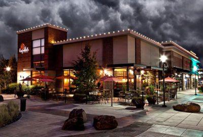 Exterior Lapellah restaurant in Vancouver, WA - closed